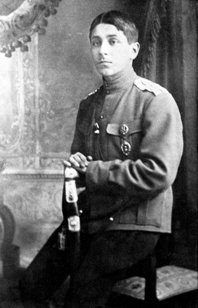 Михаил Михайлович Зощенко. 1915