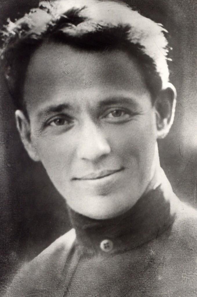 Михаил Шолохов. 1920-е