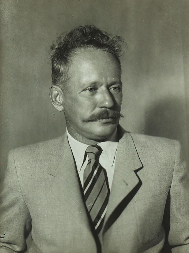 Михаил Шолохов. 1940-е