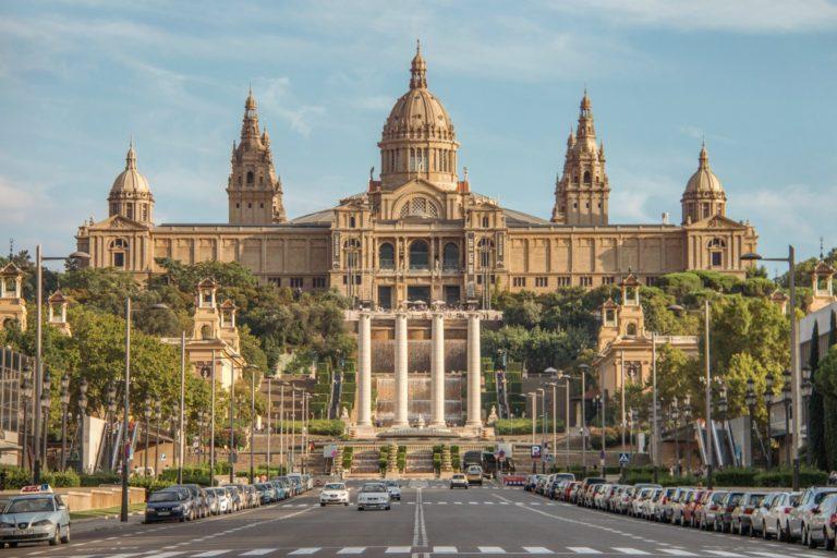 Национальный музей искусства Каталонии, Барселона