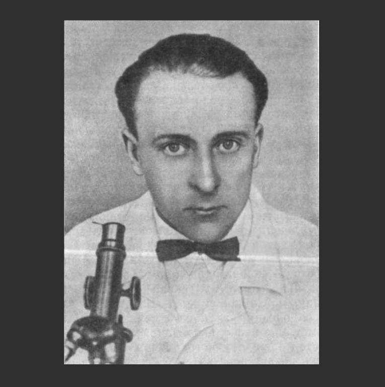 Николай Афанасьевич Булгаков (1898–1966)