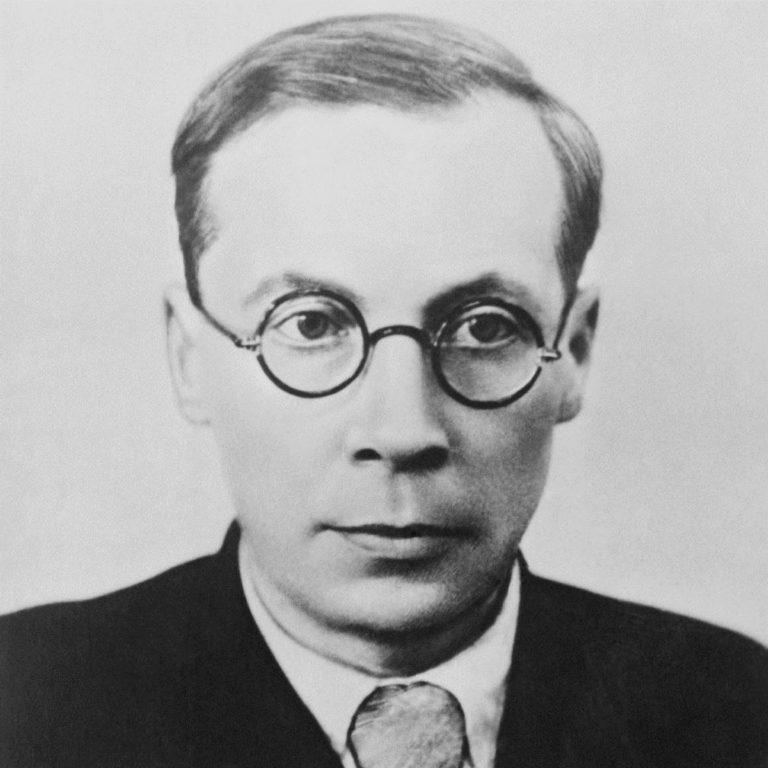 Николай Алексеевич Заболоцкий (Заболотский, 1903–1958)