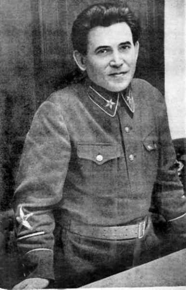 Николай Иванович Ежов (1895–1940)