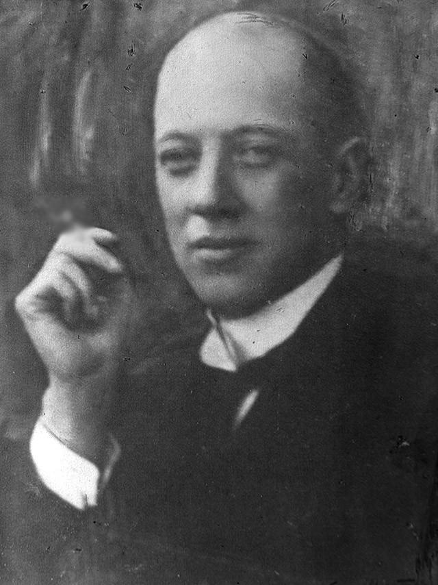 Николай Степанович Гумилев (1886–1921)