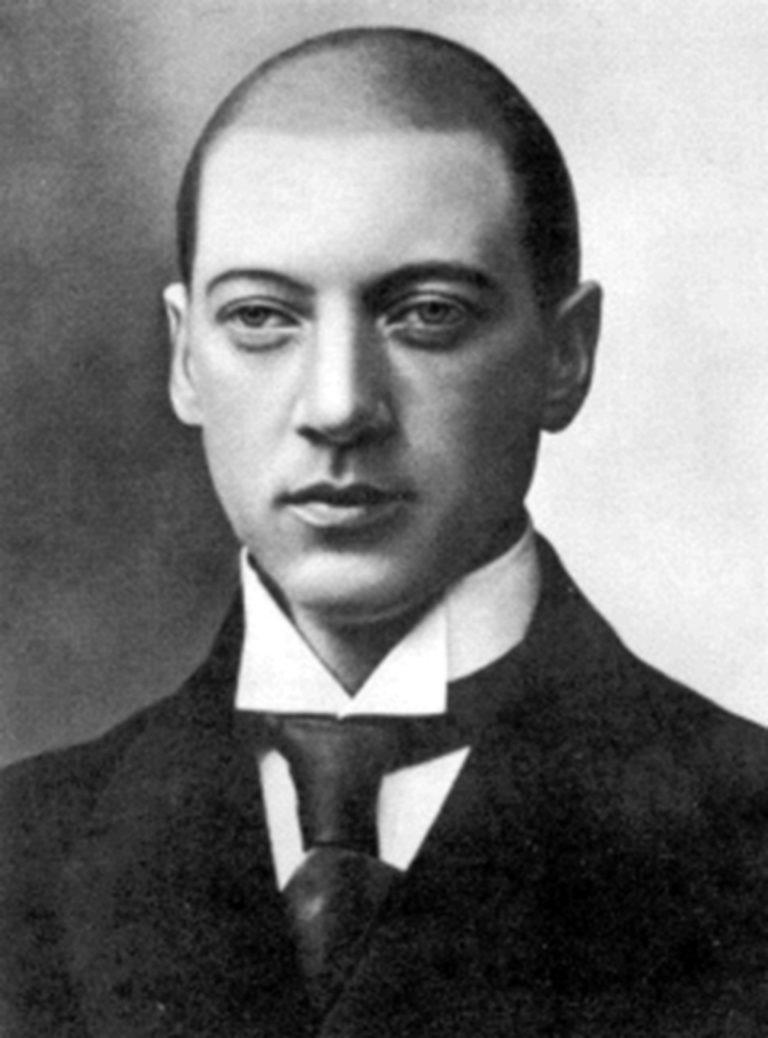 Николай Степанович Гумилёв (1886–1921)
