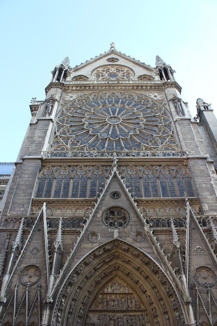 Нотр-Дам де Пари. 1163—1345