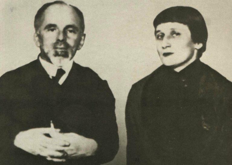 О.Э. Мандельштам и А.А. Ахматова