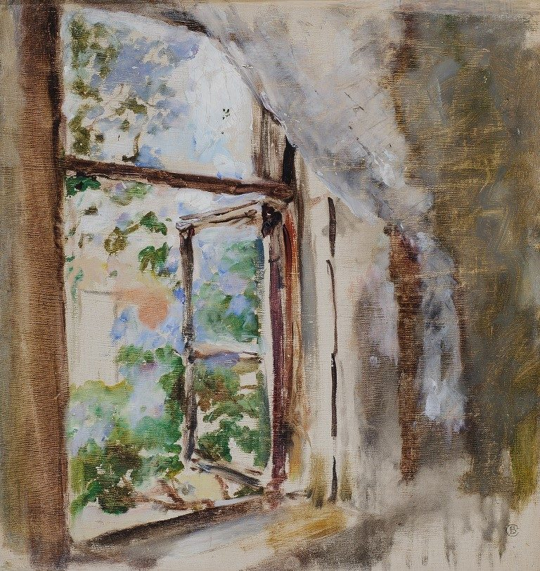 Окно. 1887