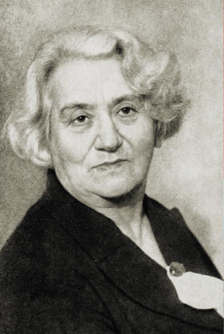 Ольга Дмитриевна Форш (1873 — 1961)