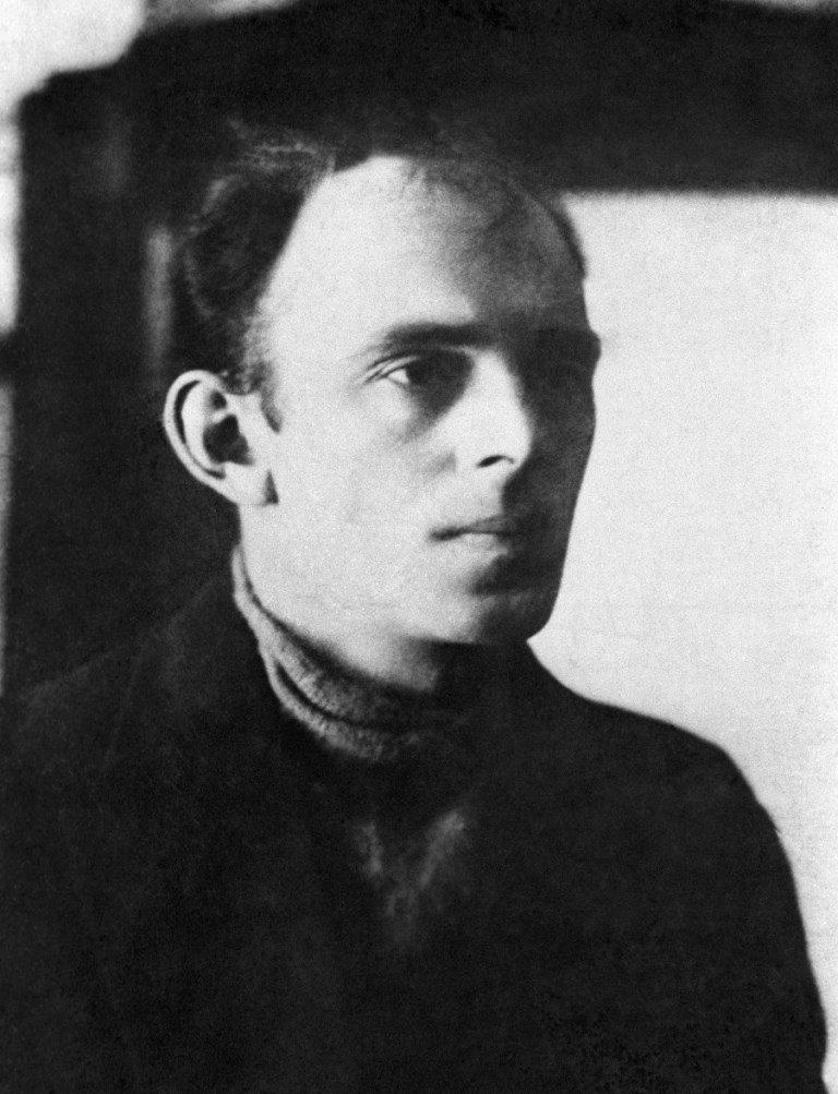 Осип Эмильевич Мандельштам (1891–1938)
