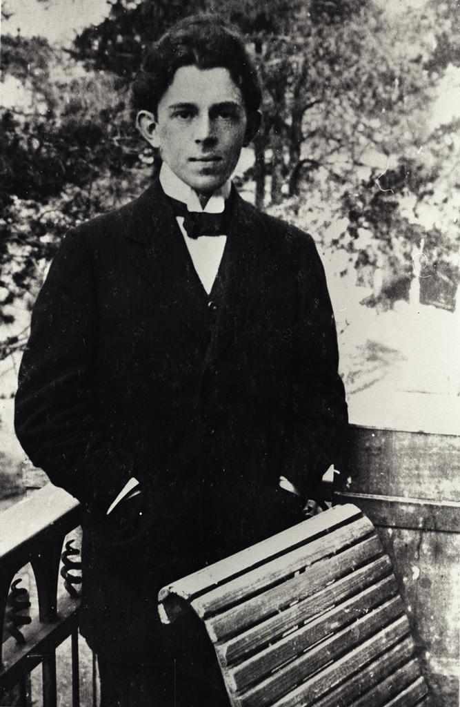 Осип Эмильевич Мандельштам (1891–1938). 1914