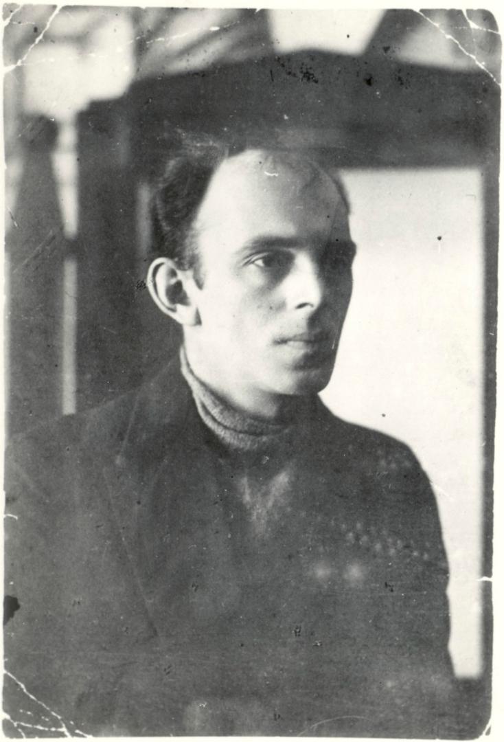 Осип Эмильевич Мандельштам. 1923