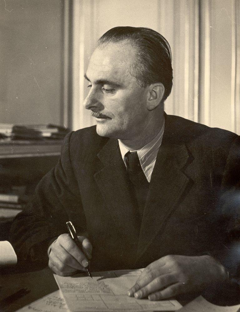 Отто Демус (нем. Otto Demus, 1902–1990)