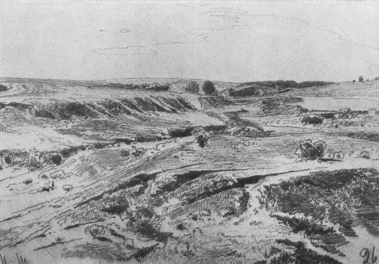 Овраги. 1880-е