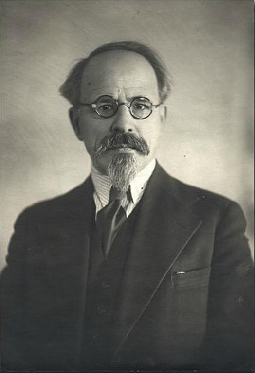 Павел Иванович Лебедев-Полянский (1882—1948)