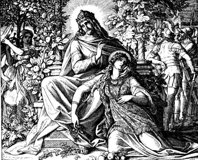 Песнь песней. 1860