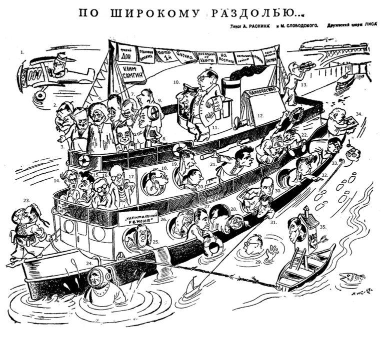 «По широкому раздолью…». 1937