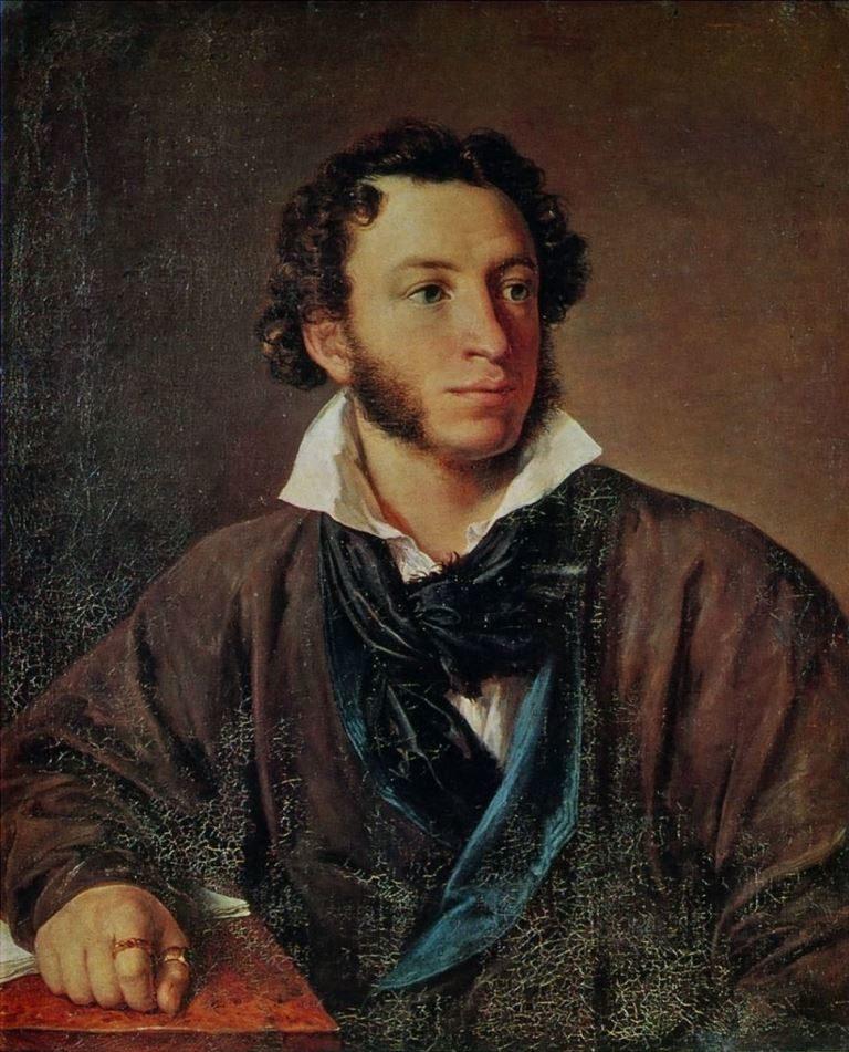 Портрет А. С. Пушкина. 1827