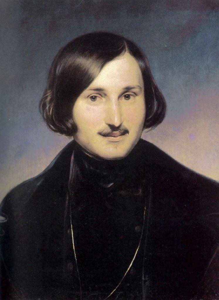 Портрет Николая Васильевича Гоголя. 1840-е