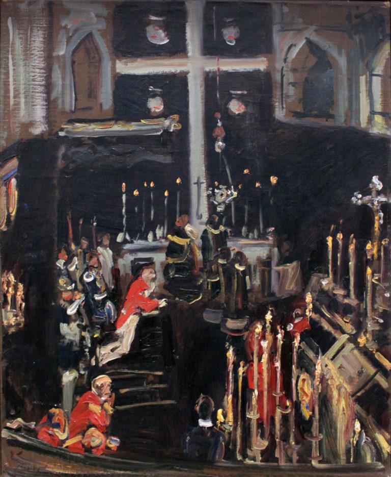 Реквием по рыцарям св. Георга. 1908