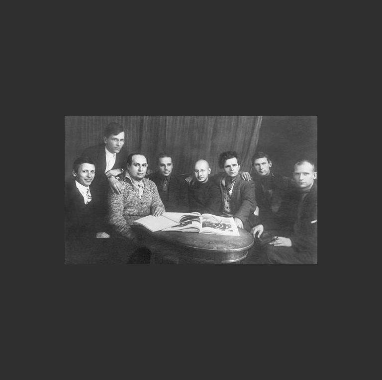 Руководство РАПП. Конец 1920-х