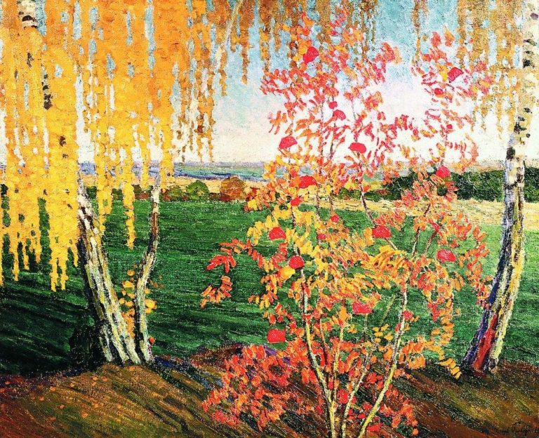 Рябинка. 1915