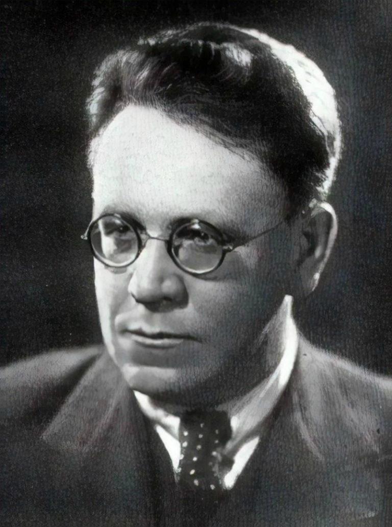 Самуил Яковлевич Маршак (1887–1964). 1934