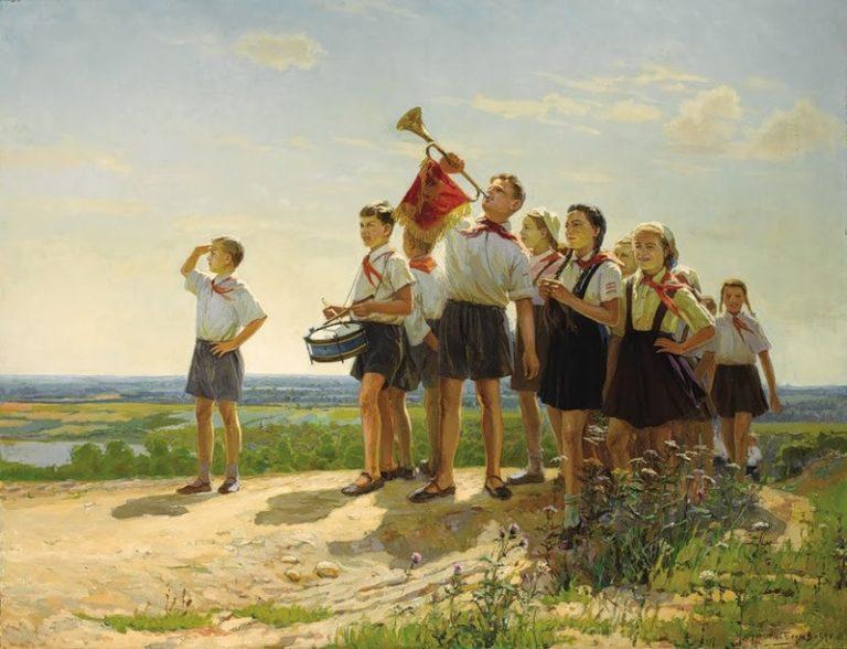 Счастливые. 1949