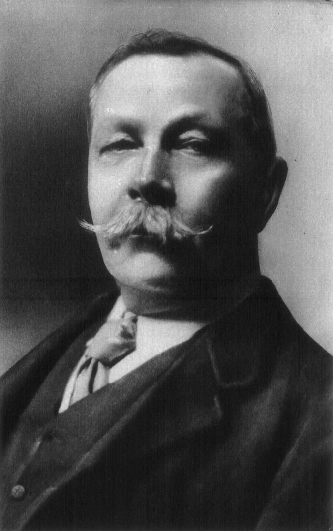 Сэр Артур Игнейшус Конан Дойл (англ. Sir Arthur Ignatius Conan Doyle, 1859–1930)