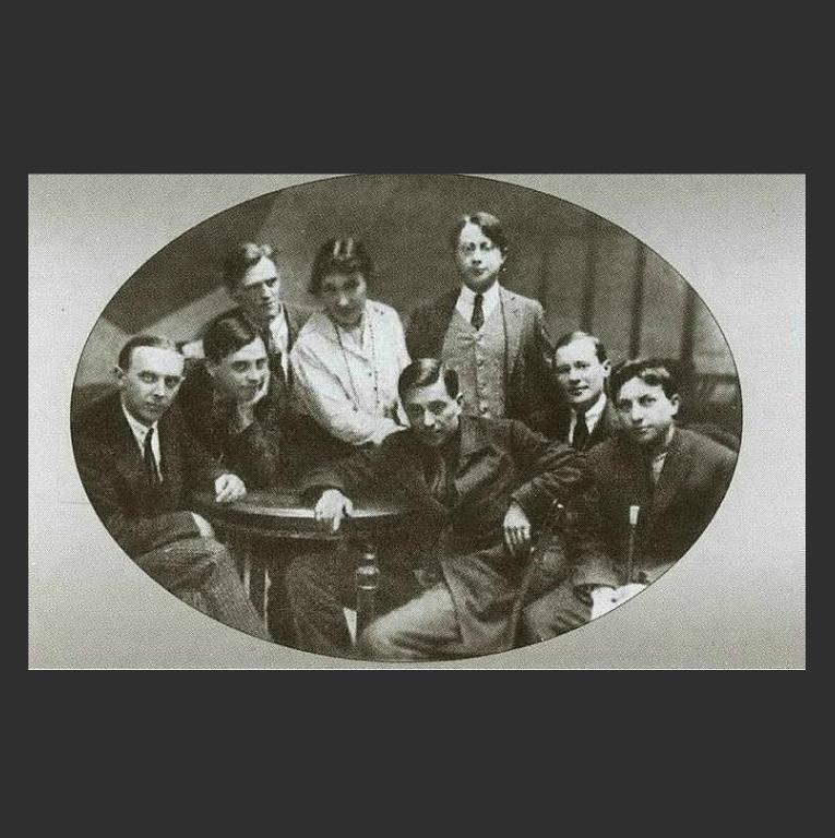 Серапионовы братья. 1922