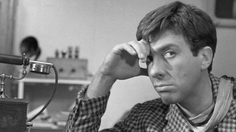 Сергей Юрский в роли Остапа Бендера. 1968