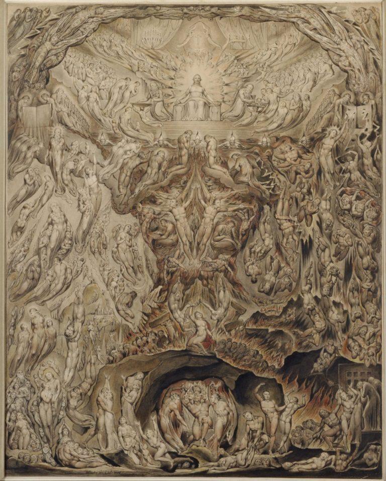 Страшный суд. 1808