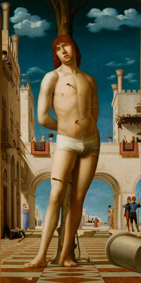 Святой Себастьян. Ок. 1478
