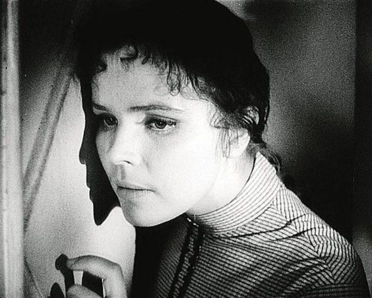 Тамара Семина в роли Катюши Масловой. Кадр из фильма «Воскресение». 1960