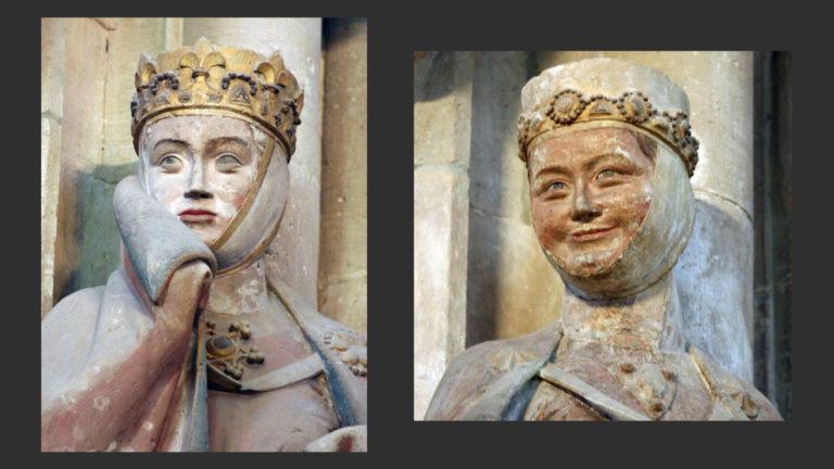 Ута, Реглиндис. Около 1240 г.