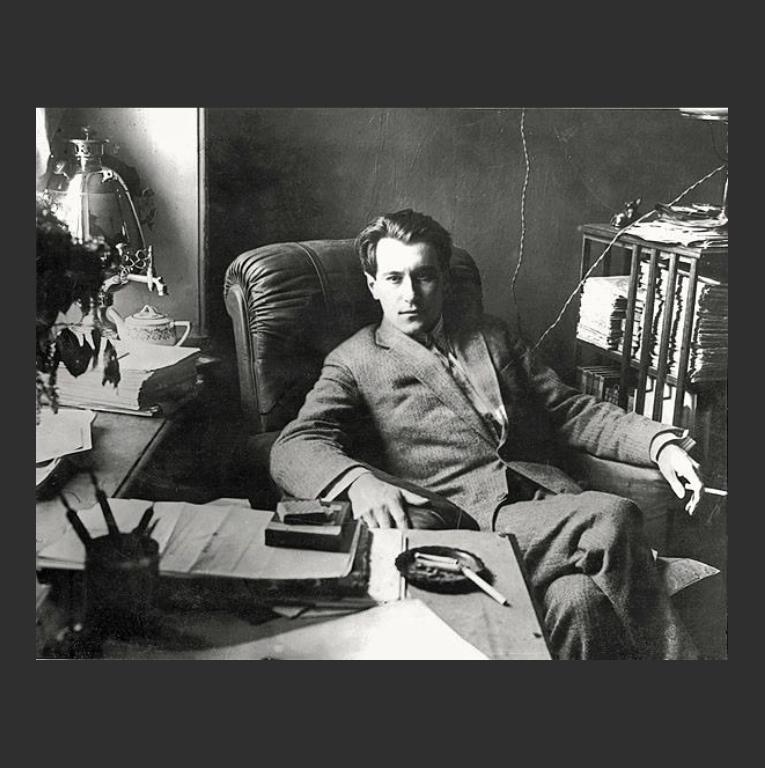 Валентин Петрович Катаев. 1929