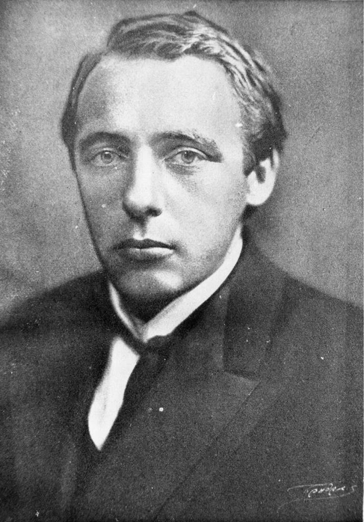Велимир (Виктор Владимирович) Хлебников (1885–1922)