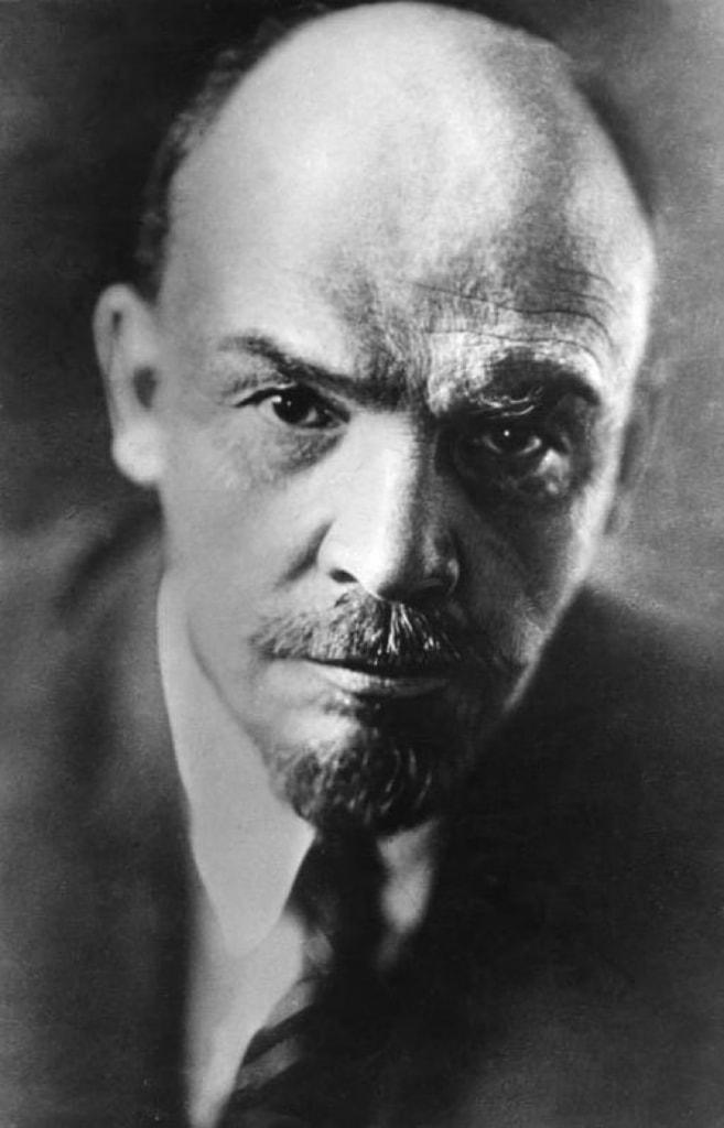 Владимир Ильич Ленин (Ульянов, 1870–1924). 1920
