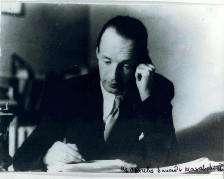 Владимир Набоков. Берлин, 1936