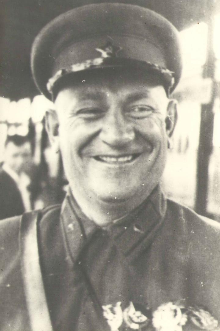 Владимир Петрович Ставский (Кирпичников, 1900—1943) в годы войны