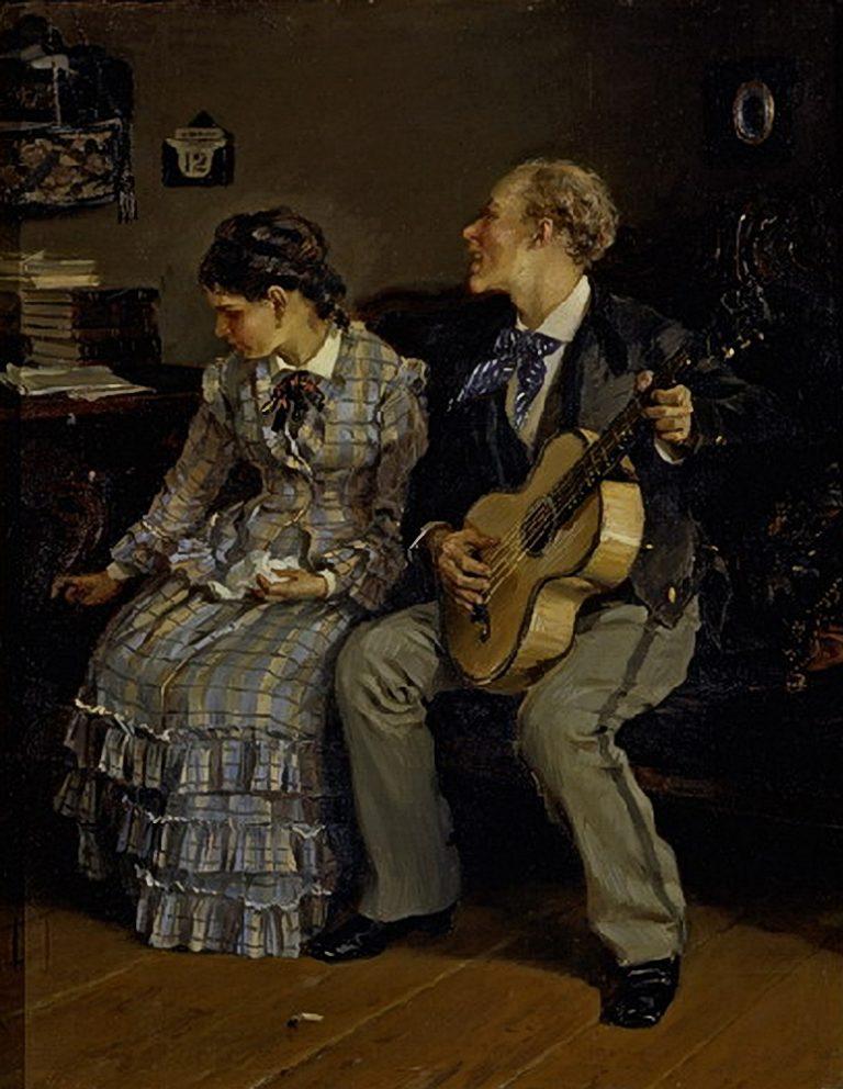 Жестокие романсы. 1881