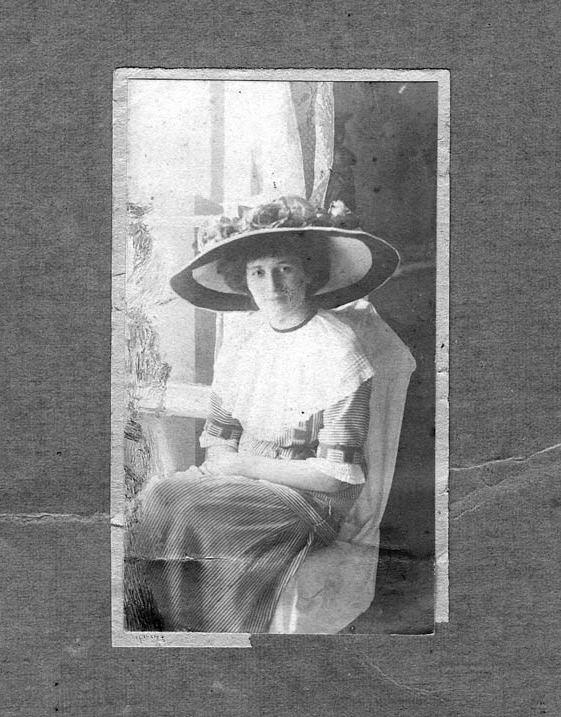 А.Ахматова. 19 мая 1912 года