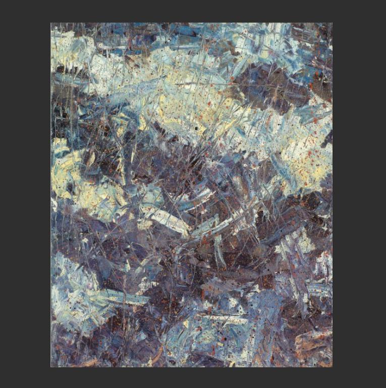Абстрактная композиция. 1960