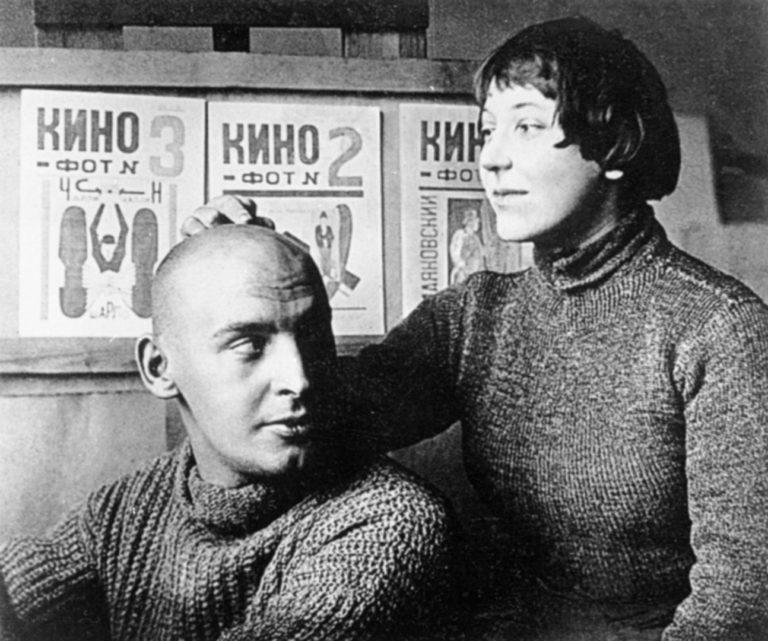 Александр Михайлович Родченко (1891–1956) и Варвара Фёдоровна Степанова (1894–1958). 1920-е