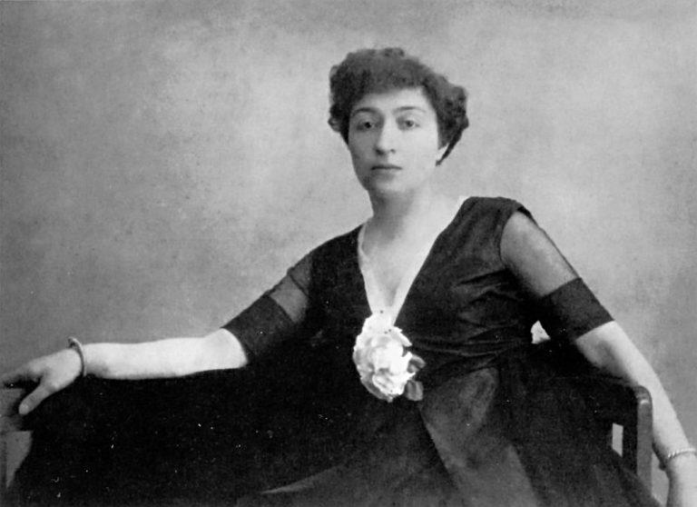 Александра Александровна Экстер (1882–1949)