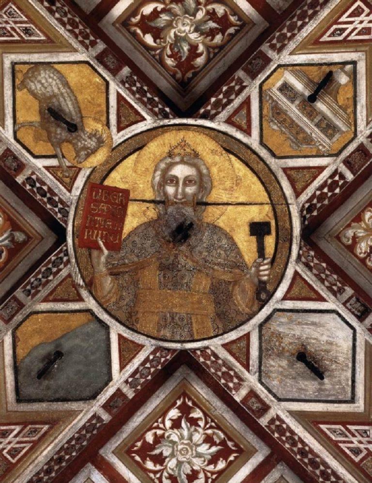Апокалиптический Христос. Ок. 1315–1320