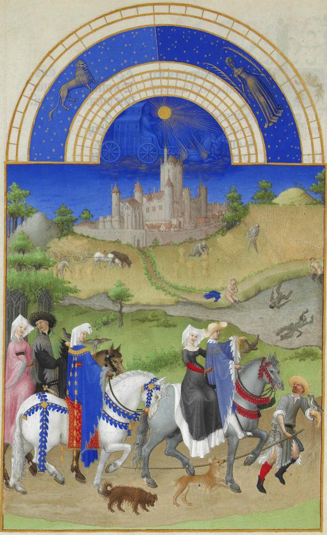 Август. 1411–1416