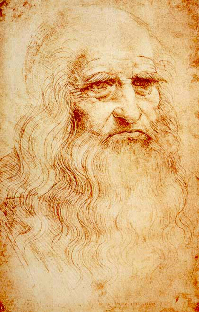Автопортрет. 1510–1515