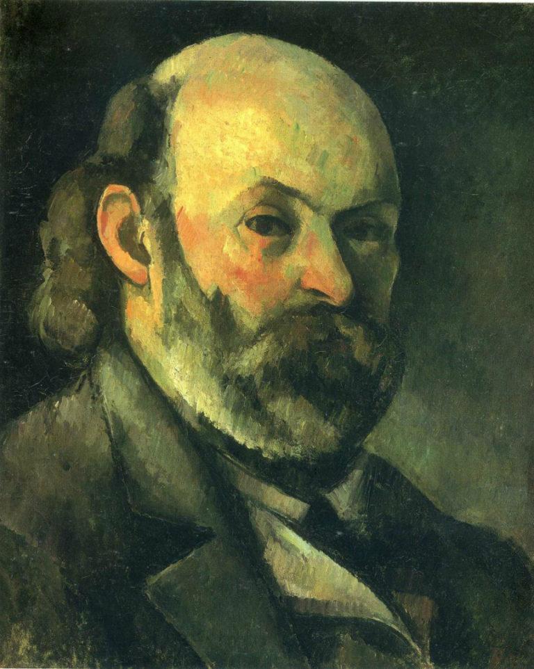 Автопортрет. 1875
