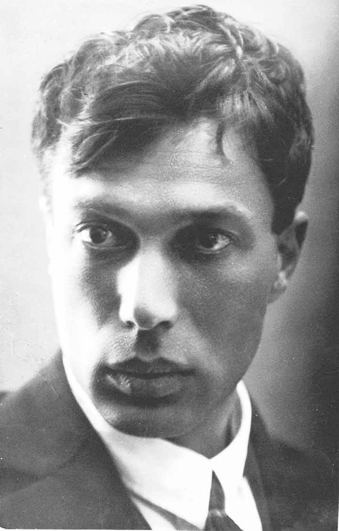Б. Л. Пастернак. 1910-е годы